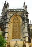 Monasterio de Batalha, Batalha, Portugal Fotos de archivo libres de regalías