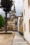 Monasterio de Batalha, Batalha, Portugal Imagen de archivo libre de regalías