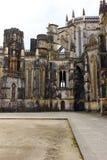 Monasterio de Batalha, Batalha, Portugal Fotografía de archivo libre de regalías