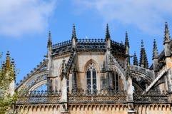 Monasterio de Batalha, detalle Fotos de archivo