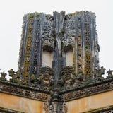 Monasterio de Batalha, en Portugal Imágenes de archivo libres de regalías