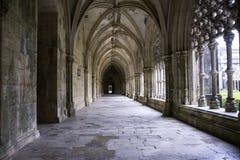 Monasterio de Batalha, Portugal Foto de archivo libre de regalías