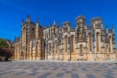 Monasterio de Batalha - Portugal Imagen de archivo libre de regalías
