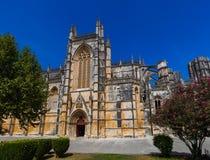 Monasterio de Batalha - Portugal Imagenes de archivo