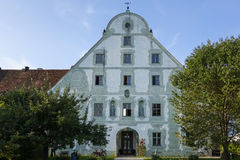 Monasterio de Benediktbeuern, Baviera Imagen de archivo