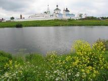 Monasterio de Bobrenev, región de Moscú, Rusia Fotografía de archivo libre de regalías