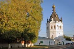 Monasterio de Bogoyavlensko-Anastasiin (epifanía) Imagen de archivo libre de regalías