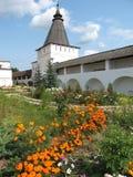 Monasterio de Borovskiy, Rusia Imágenes de archivo libres de regalías