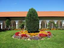 Monasterio de Brancoveanu Foto de archivo libre de regalías