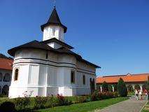 Monasterio de Brancoveanu Fotografía de archivo