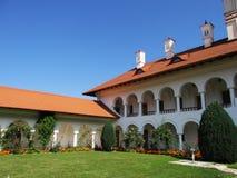 Monasterio de Brancoveanu Foto de archivo