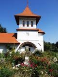 Monasterio de Brancoveanu Fotografía de archivo libre de regalías