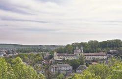 Monasterio de Buchach Fotos de archivo libres de regalías