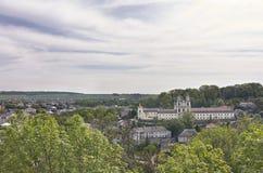 Monasterio de Buchach Fotos de archivo