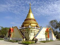 Monasterio de Buda del claustro de la iglesia Fotos de archivo