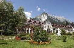 Monasterio de Caraiman Imágenes de archivo libres de regalías