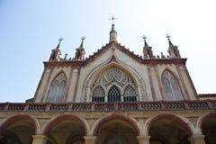 Monasterio de Cimiez Foto de archivo libre de regalías