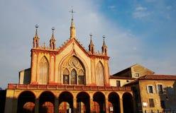 Monasterio de Cimiez en Niza, Francia Foto de archivo