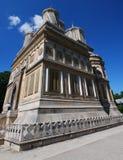 Monasterio de Curtea de Arges Imagen de archivo libre de regalías