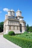 Monasterio de Curtea de Arges Foto de archivo