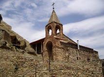 Monasterio de David Gareja Imagen de archivo libre de regalías