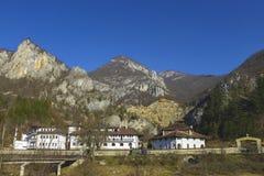 Monasterio de Dobrun, Bosnia y Herzegovina Foto de archivo