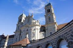 Monasterio de Einsiedeln, Suiza Imágenes de archivo libres de regalías