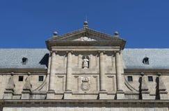 Monasterio de El Escorial Photo stock