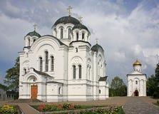 Monasterio de Euphrosyne del santo Foto de archivo libre de regalías
