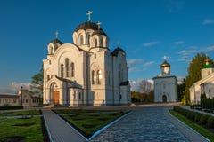 Monasterio de Euphrosyne del santo Fotos de archivo libres de regalías