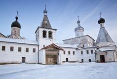 Monasterio de Ferapontov Foto de archivo libre de regalías