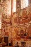 Monasterio de Gelati de la Virgen fotos de archivo libres de regalías