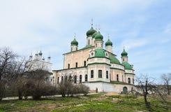 Monasterio de Goritsky de Dormition Imagen de archivo libre de regalías