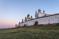 Monasterio de Goritsky de Dormition Fotos de archivo libres de regalías