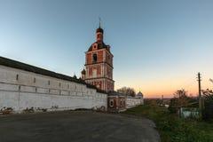 Monasterio de Goritsky del este Imagen de archivo libre de regalías
