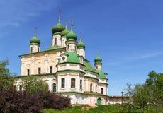 Monasterio de Goritsky, Pereslavl-Zalessky Imagenes de archivo