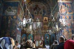Monasterio de Grabovac Imágenes de archivo libres de regalías