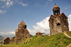Monasterio de Haghpat Fotografía de archivo