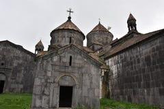 Monasterio de Haghpat, Armenia Foto de archivo libre de regalías