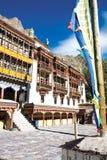 Monasterio de Hemis, Leh-Ladakh, Jammu y Cachemira, la India fotos de archivo libres de regalías