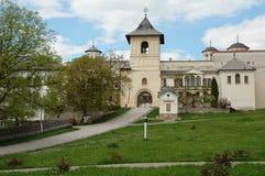 Monasterio de Horezu Imagen de archivo libre de regalías