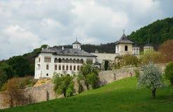 Monasterio de Horezu fotografía de archivo libre de regalías