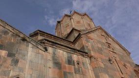 Monasterio de Hovhannavank armenia imagen de archivo libre de regalías