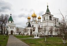 Monasterio de Ipatiev, Kostroma, Rusia Fotografía de archivo libre de regalías