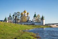 Monasterio de Ipatiev, Kostroma, Rusia Fotos de archivo