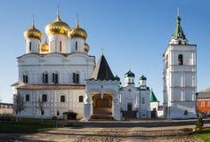 Monasterio de Ipatiev, Kostroma, Rusia Foto de archivo