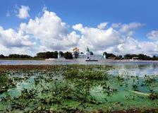 Monasterio de Ipatievsky en Rusia, ciudad de Kostroma Fotos de archivo libres de regalías