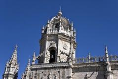 Monasterio de Jeronimos Foto de archivo