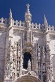 Monasterio de Jeronimos Fotos de archivo