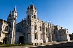 Monasterio de Jeronimos Imagenes de archivo